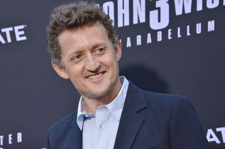 """Alex Winter arrives at Lionsgate's """"John Wick: Chapter 3 - Parabellum"""" Los Angeles Special Screening held at the TCL Chinese Theater in Hollywood, CA on Wednesday, May 15, 2019."""