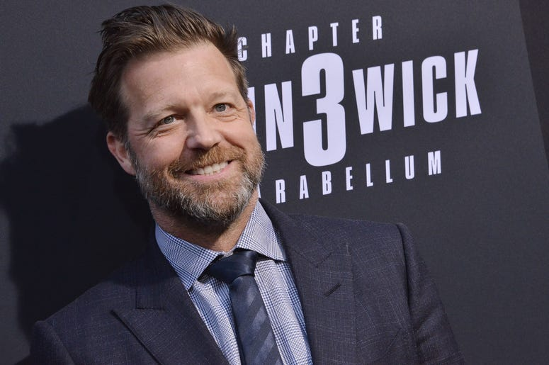 """David Leitch arrives at Lionsgate's """"John Wick: Chapter 3 - Parabellum"""" Los Angeles Special Screening held at the TCL Chinese Theater in Hollywood, CA on Wednesday, May 15, 2019."""
