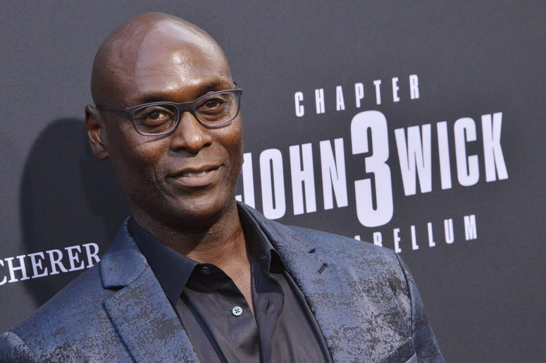 """Lance Reddick arrives at Lionsgate's """"John Wick: Chapter 3 - Parabellum"""" Los Angeles Special Screening held at the TCL Chinese Theater in Hollywood, CA on Wednesday, May 15, 2019."""