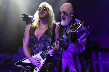 Richie Faulkner Judas Priest Rock Hall