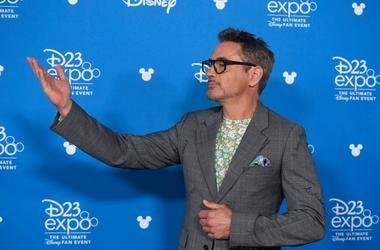 Robert Downey Jr. attends D23 Disney Legends event at Anaheim Convention Center