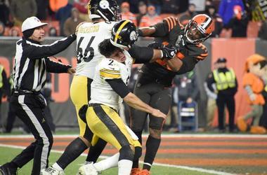 Myles Garrett suspended indefinitely by NFL