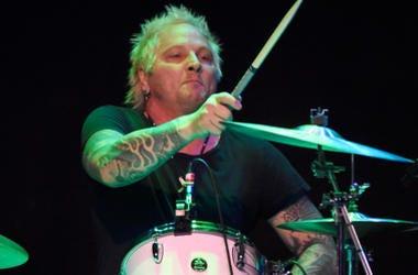 Drummer Matt Sorum