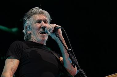 Roger Waters at Quicken Loans Arena