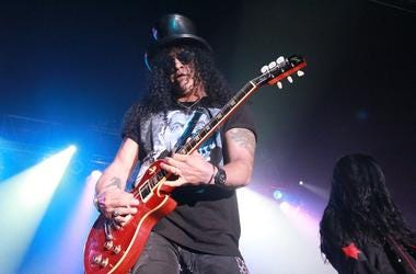 Slash at Hard Rock Rocksino