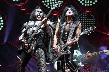KISS in Cleveland
