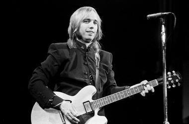 Rock star Tom Petty