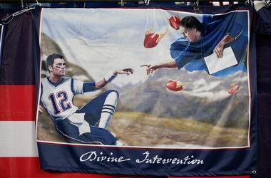 Tom Brady & Bill Belichick