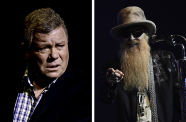 William Shatner, Billy Gibbons