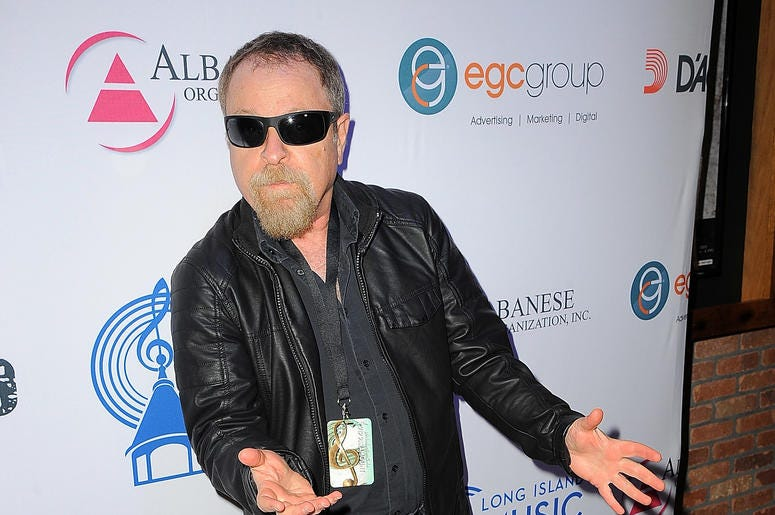 Eric Bloom of Blue Oyster Cult