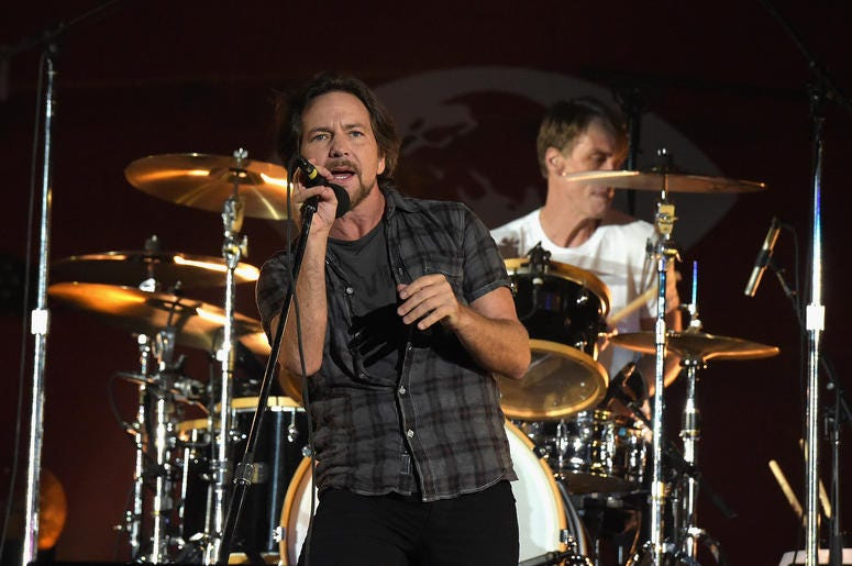Pearl Jam New Album and Tour