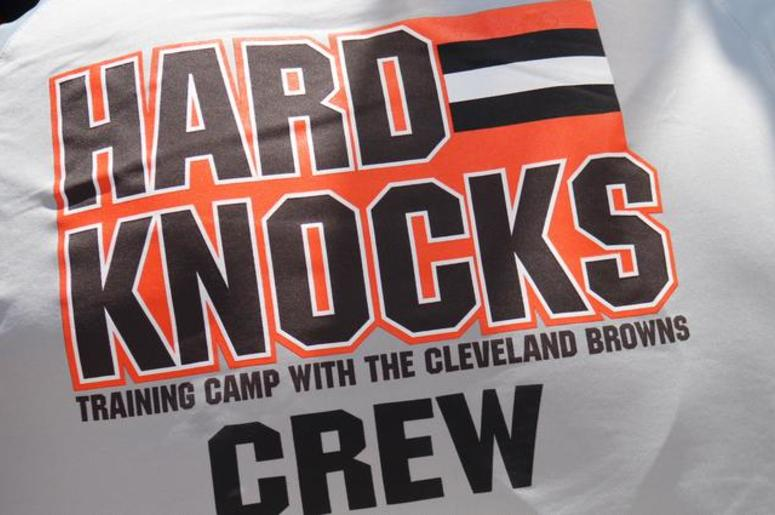HBO's Hard Knocks, training camp with the Cleveland Browns