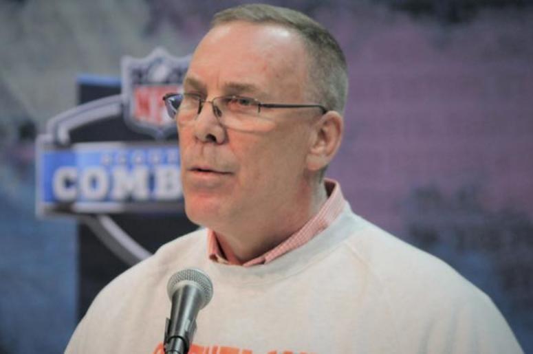 John Dorsey 2019 NFL Combine