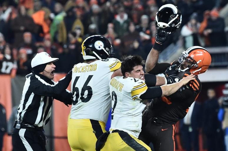 Cleveland Browns Vs Pittsburgh Steelers Photos 98 5 Wncx