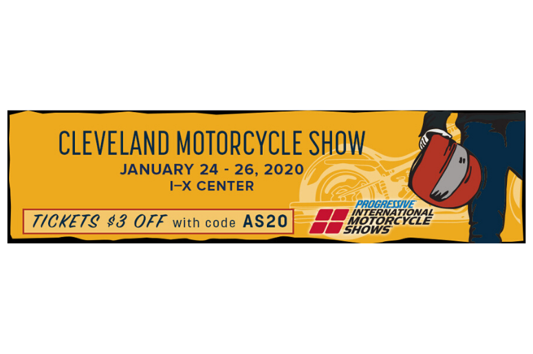 cleveland motorcycle show