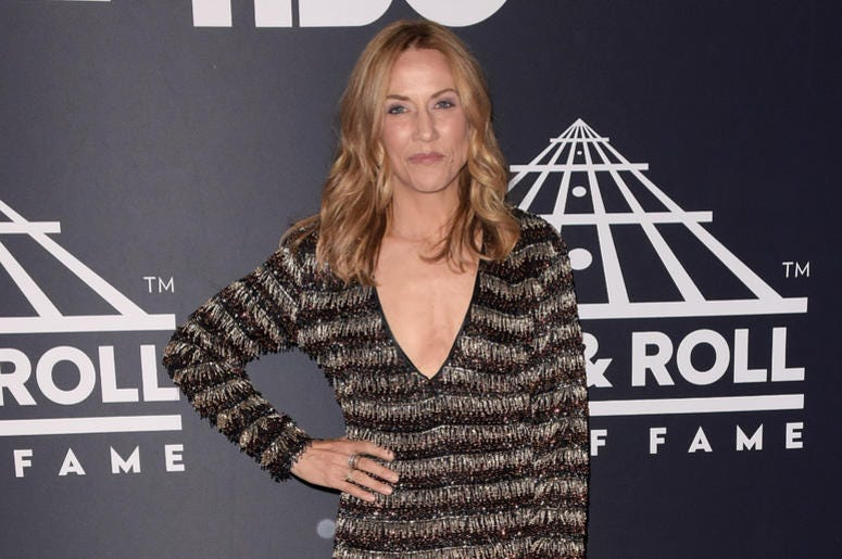 Sheryl Crow attends the 2019 Rock & Roll Hall Of Fame Induction Ceremony at Barclays Center on March 29, 2019 in Brooklyn, New York.