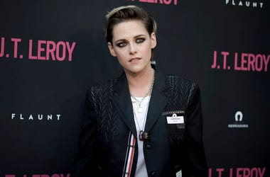 "Kristen Stewart attends the LA Premiere of ""JT LeRoy"" at ArcLight Hollywood"