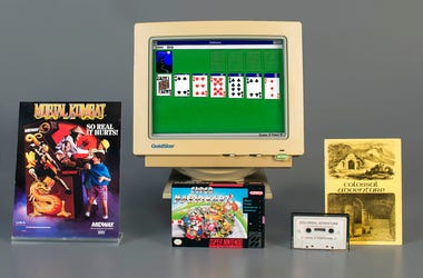 the Strong Museum in Rochester, N.Y., the video games inducted into the museum's World Video Game Hall of Fame on Thursday, May 2