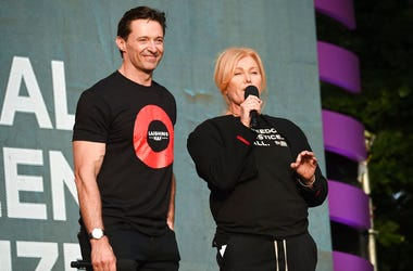 Hugh Jackman and his wife, Deborra-Lee Furness