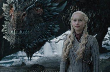 Daenerys Targaryen, Drogon