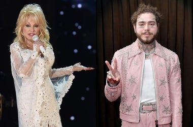 Dolly Parton and Post Malone