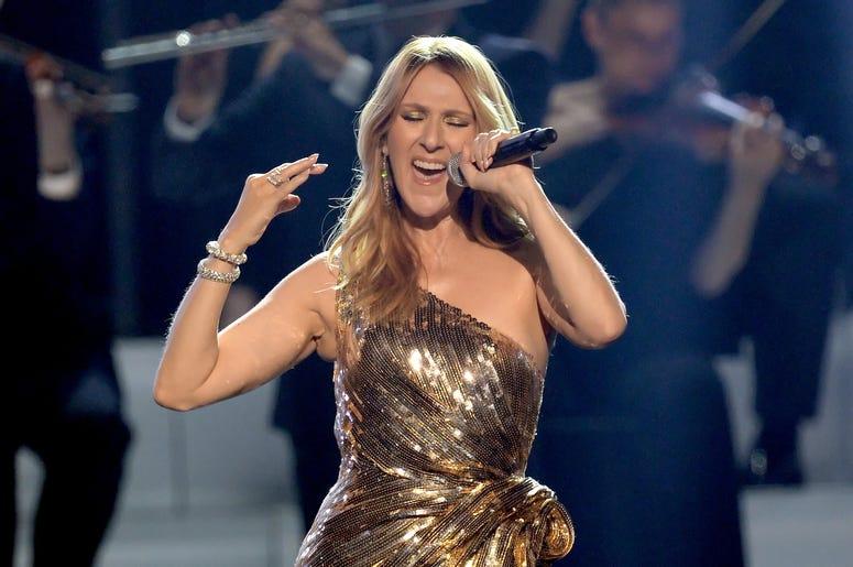 Celine Dion Singing