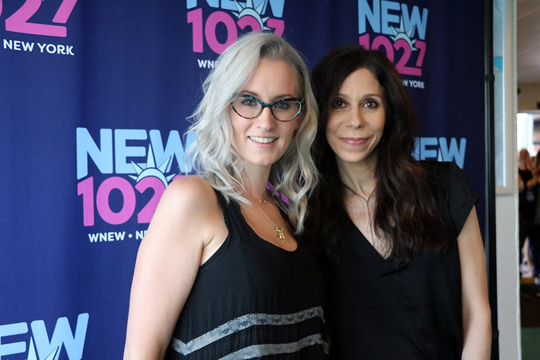Ingrid Michaelson Meets Fans at NEW 102.7's 'Up Close & Personal'