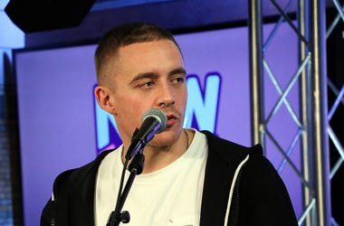 Dermot Kennedy at the RADIO.COM Theater with NEW 102.7's Karen Carson