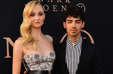 Sophie Turner and Joe Jonas attend the premiere of 20th Century Fox's 'Dark Phoenix'