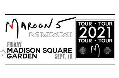 Maroon 5 @ MSG