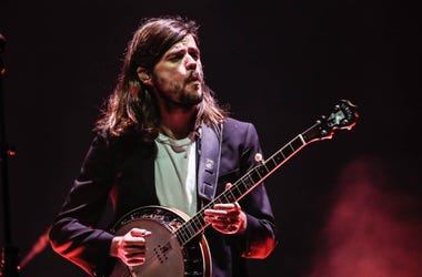Winston Marshall of Mumford & Sons