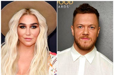 Kesha and Dan Reynolds