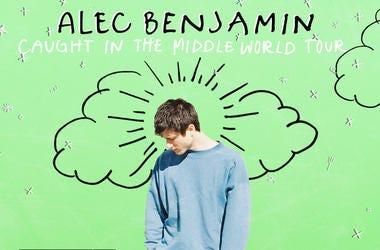 Alec Benjamin