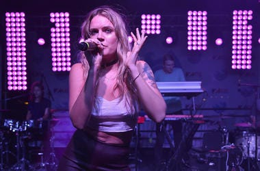 Tove Lo Performing Live