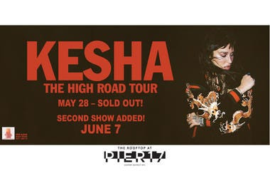Kesha June 2020
