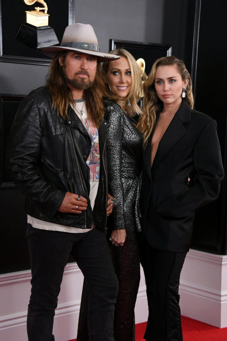 The Cyrus Family