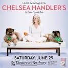 Chelsea Handler tour 2019