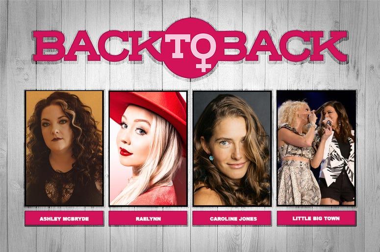 Back To Back July 28