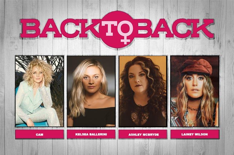 Back To Back - Sept 1