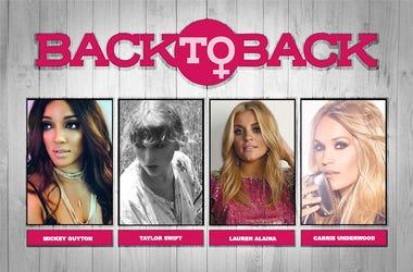Back 2 Back Aug 11