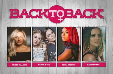 Back To Back August 4