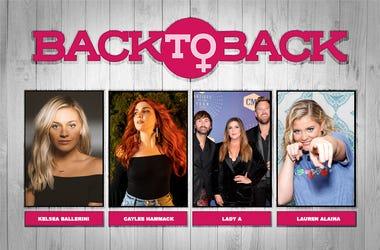 Back To Back June 30