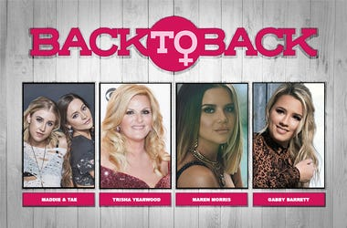 Back To Back June 23