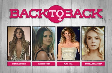 Back To Back May 19 DL