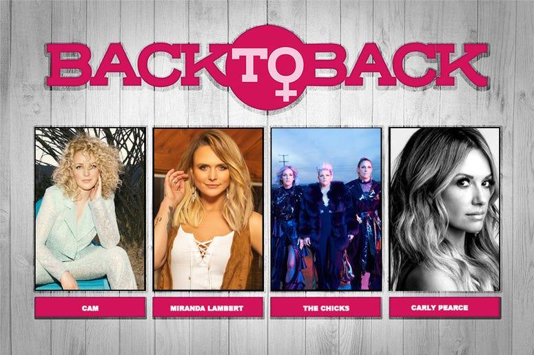 Back To Back July 21