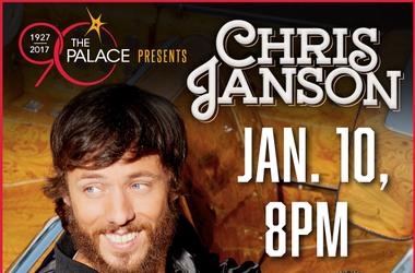 Chris Janson Palace Stanford