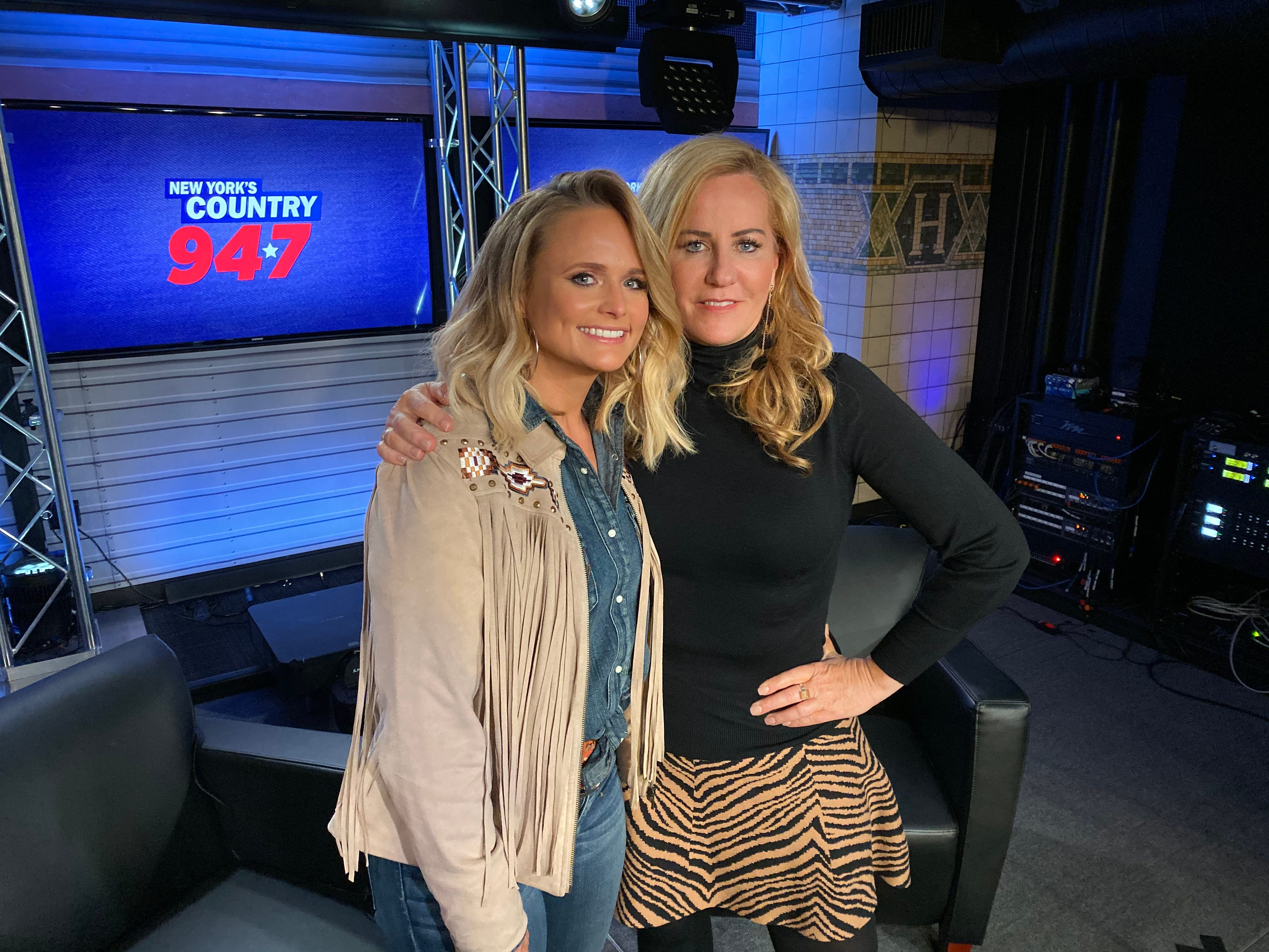 Miranda Lambert with Kelly Ford