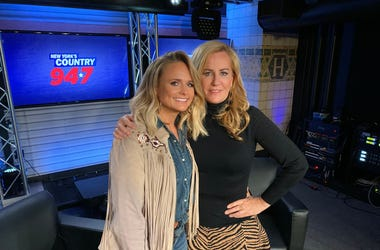 Miranda Lambert with Kelly Ford