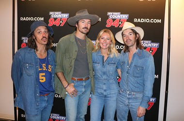 Midland Meet Fans 'Up Close & Country' in the RADIO.COM Theater