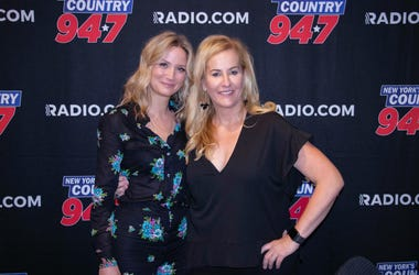 Jennifer Nettles with Kelly Ford